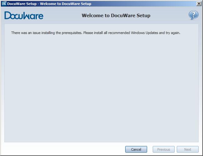 KBA-35687 · DocuWare Support Portal